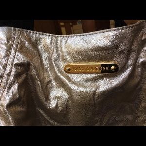 c832ce94a00d Juicy Couture Bags - JUICY COUTURE Lightweight Gold Slouch Hobo Bag